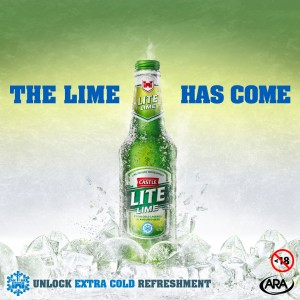 Castle Lite Lime